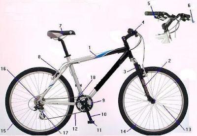 WZ YDTH sill/ín de Bicicleta Asiento de Bicicleta Sill/ín de Bici Mujer Hombre C/ómoda Luz Trasera Profesional Road MTB Gel Bike Seat Safety Pad a Prueba de Golpes