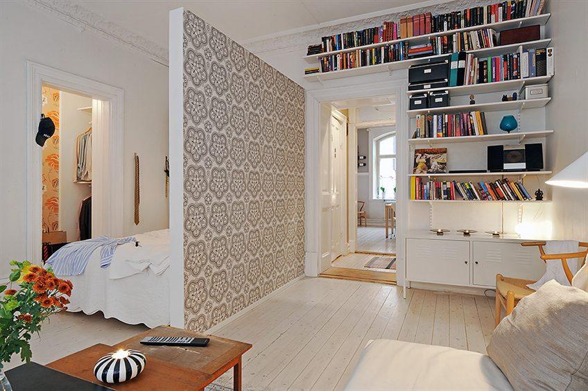 Дизайн интерьеров небольших квартир