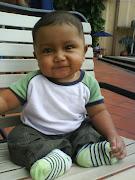 Rayyan @ 5 months