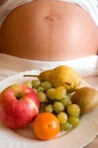 dieta saludable y balanceada en el embrazo y lactancia