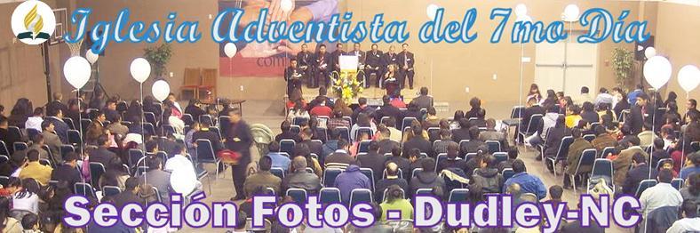 Sección Fotos - Iglesia Dudley-NC