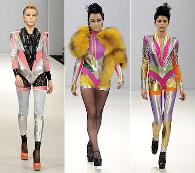 Glam Rock Fashion on Rock Chick Outfit  These Clothes Don T Even Need Music  They Rock