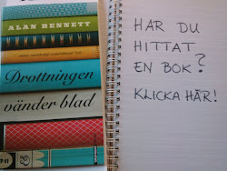 Har du hittat en bok?