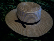 MY AMISH FARMING HAT