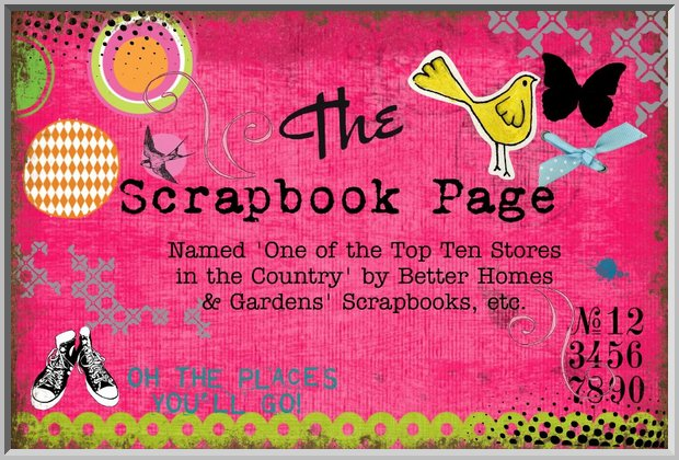 The Scrapbook Page