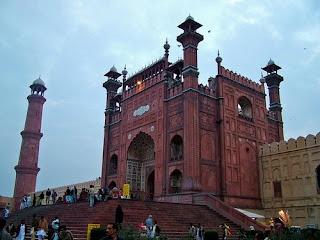 Masjid Badshahi, Pakistan