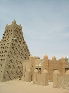 Masjid Sangkore, Timbuktu
