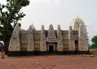 Masjid Larabanga, Mali
