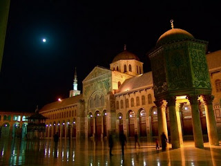 Masjid Omayyed, Syria