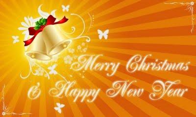 Ucapan Natal dan Tahun Baru 2012