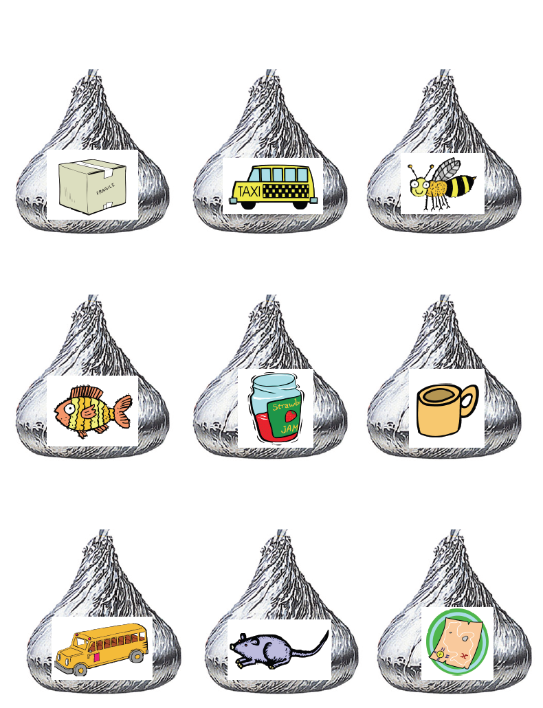 Pin kisses coloring sheet free logo vector graphics for Hershey kiss coloring page