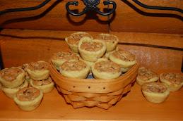 Petite Pecan Pies