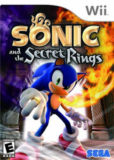 Sonic and the secret rings dolphin controls