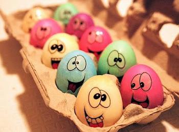 ¡pintemos huevos!