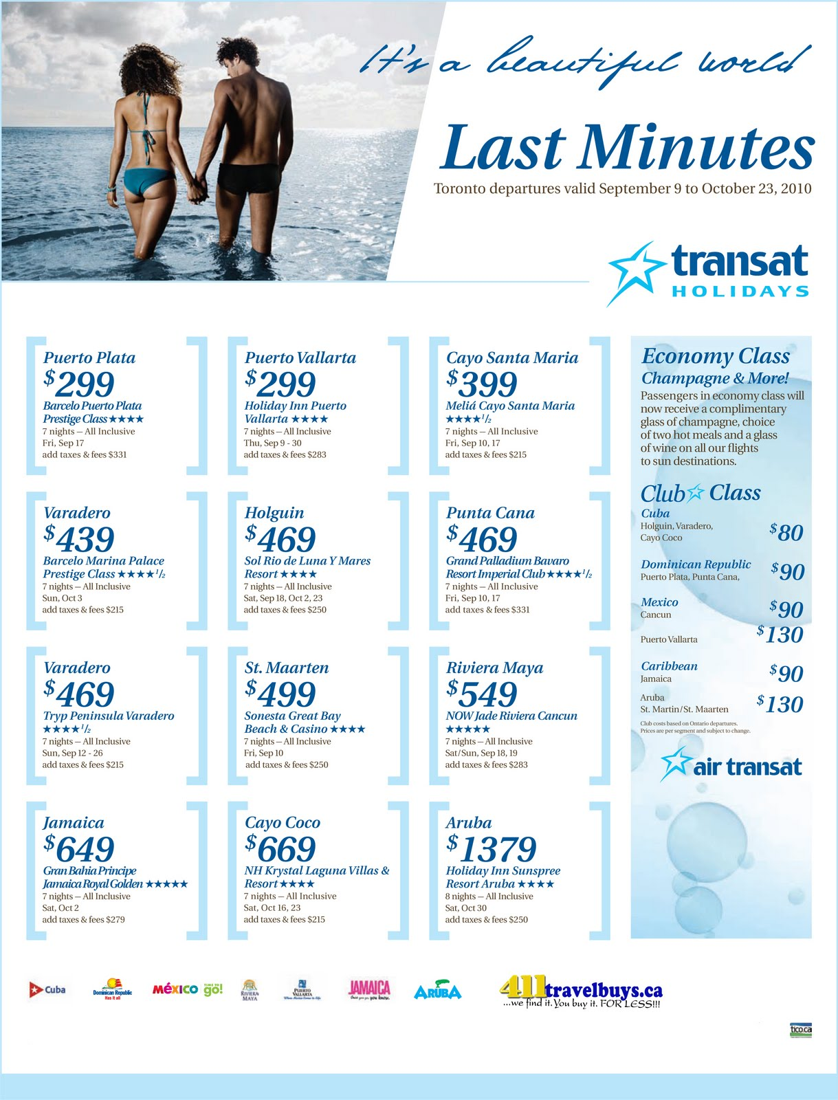 411 travelbuys blog last minute deals for Last minute travel california