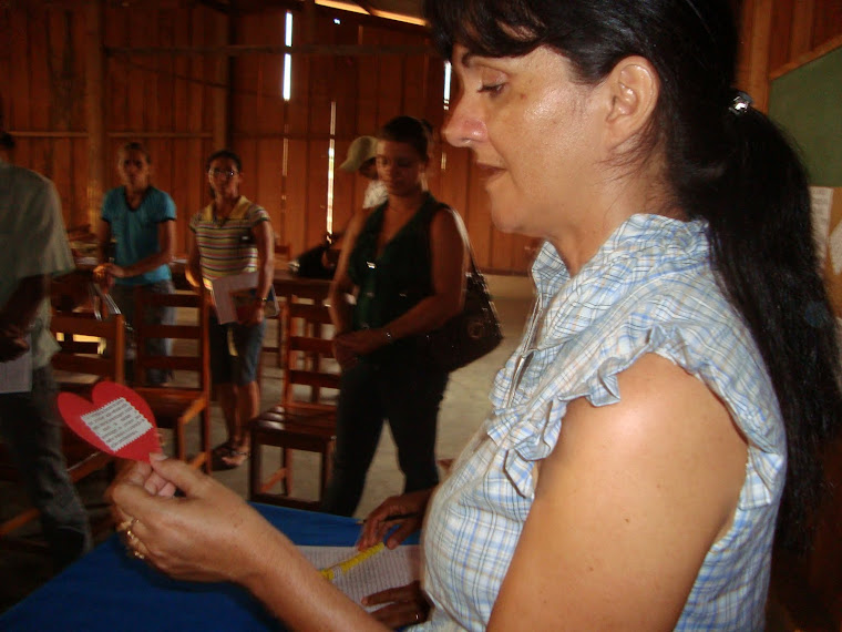 Formação Escola Ativa - Nova União - Cotriguaçu-MT