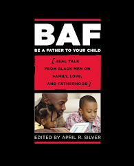 """Be a Father Your Child: Real Talk  from Black Men on Family, Love, and Fatherhood"" (On Amazon.com)"