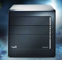 mini pc Shuttle P2 3800 Pro