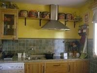 cocina chalet marugan