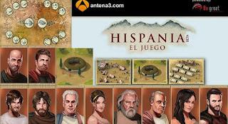 videojuego hispania