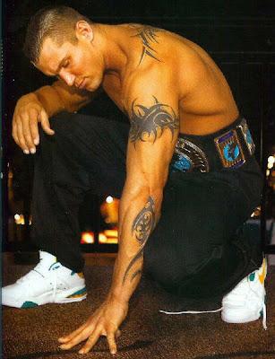 randy orton tattoo