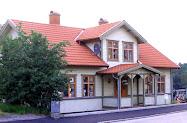 Vacker hus i Småland