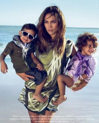 Gucci: la moda buona per i bambini