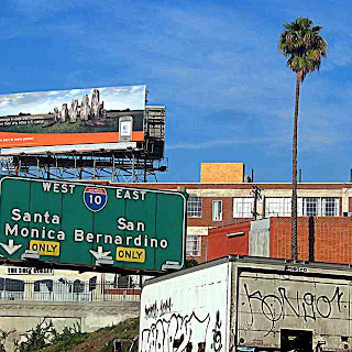 Freeway Signs (c) David Ocker