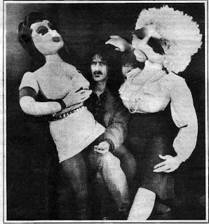 Zappa and Puppets