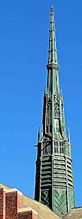 Church Steeple United Methodist Church Pasadena CA