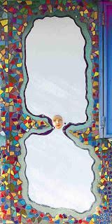one face FotoBuster mosaic kiosk Altadena CA