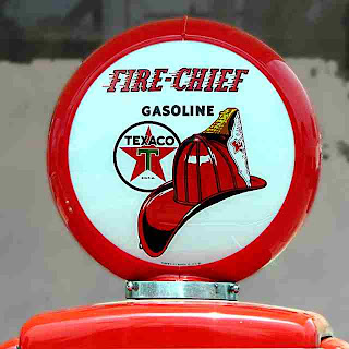 Texaco Fire-Chief logo Pasadena CA (c) David Ocker