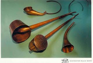 Ludwig van Beethoven's ear trumpets