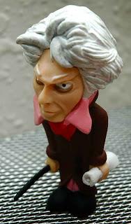 Ludwig van Beethoven figurine