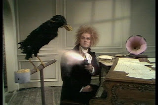 John Cleese as Ludwig van Beethoven