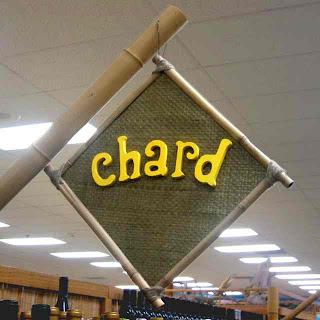 Word Chard