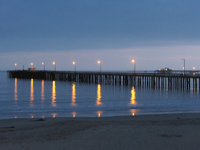 The pier at Avila Beach California