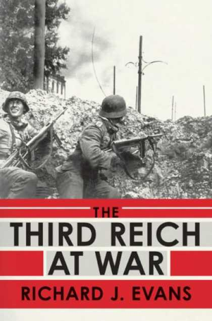 cover of The Third Reich at War by Richard J. Evans