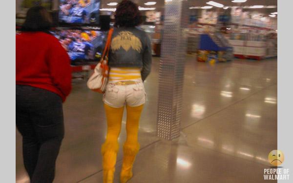 Pin walmart shoppers caught on camera on pinterest