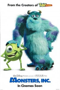 Monsters, Inc.  -  Hollywood Movie Watch Online