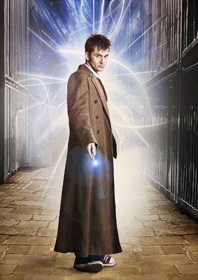 The Doctor ( David Tennant )