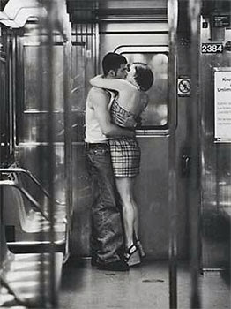 subwaykiss Chance Encounters (and Drinks to Follow)