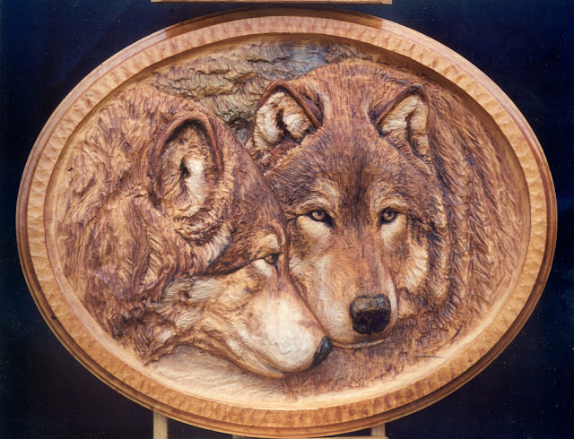 Golden studios wood carvings