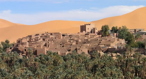 LE VRAIE ORIGINE DES DOUI MENAI D'ABADALA (SAOURA)  ALGERIE
