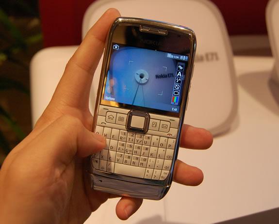 Latest Nokia E71 Mobile Java Games Free