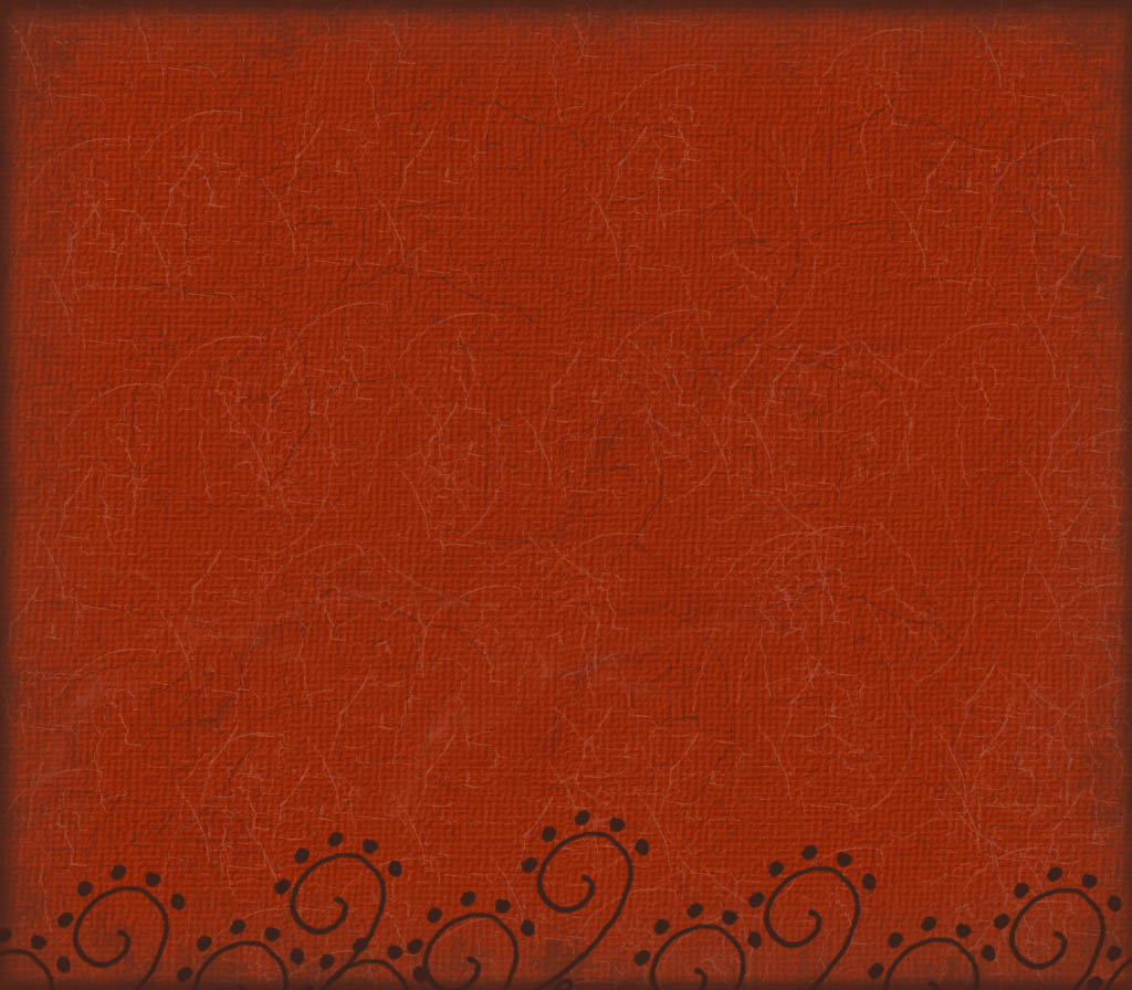 blog gallery aged burnt orange with a slight patter
