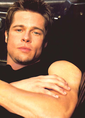 Sexiest Man Alive Brad Pitt Celebrity World: Sexie...