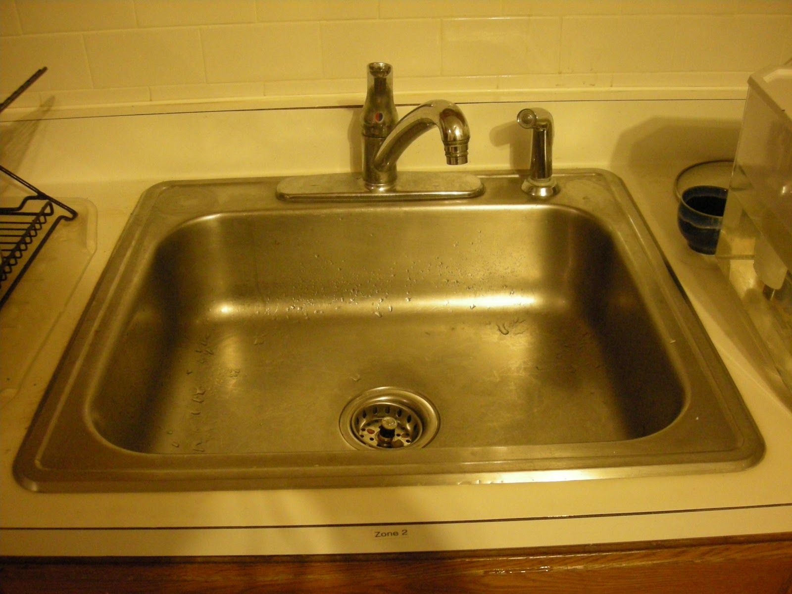 Tenant Proof Design: The Kitchen Sink Area
