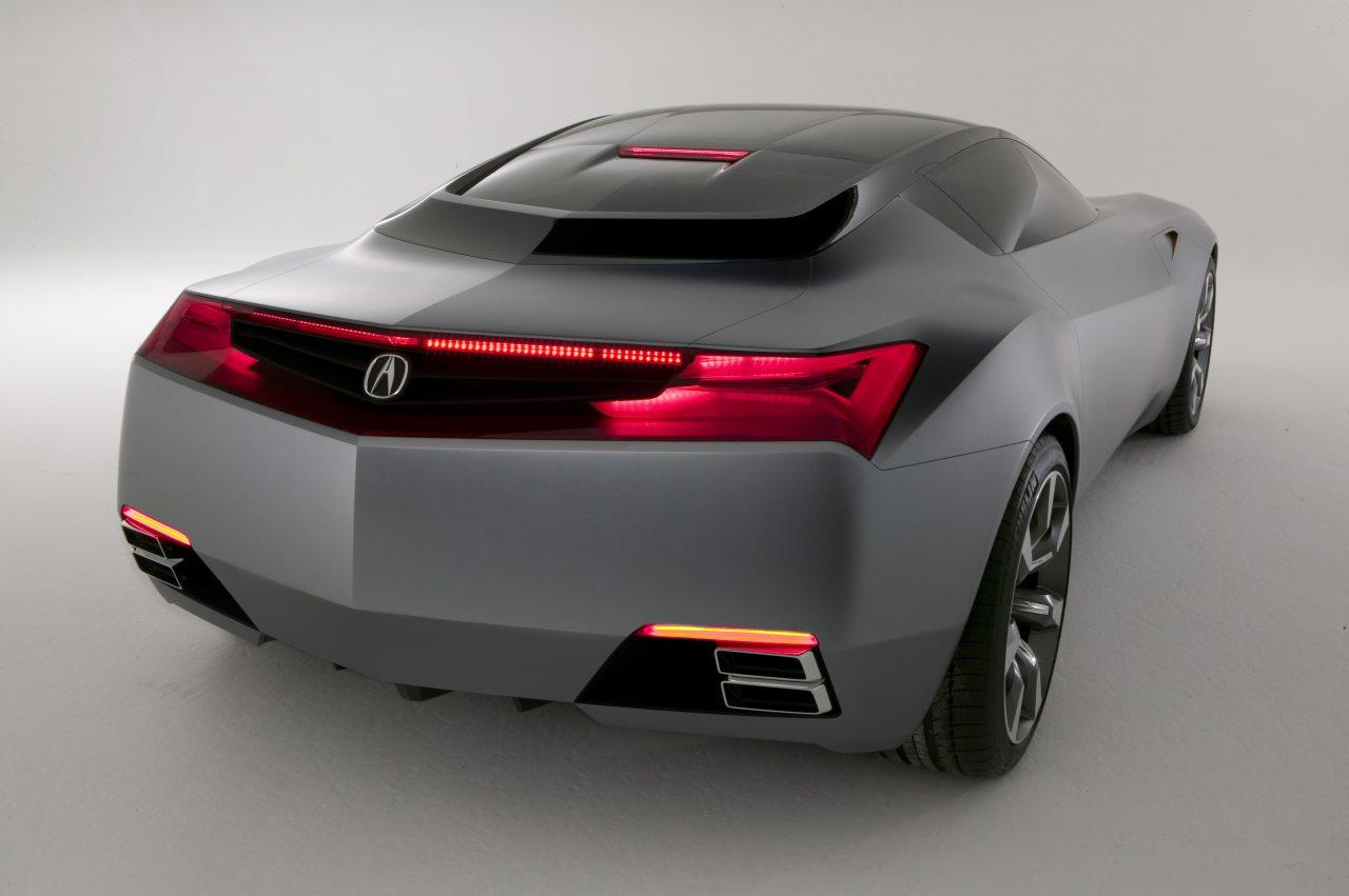 Concept Car : Acura Advanced