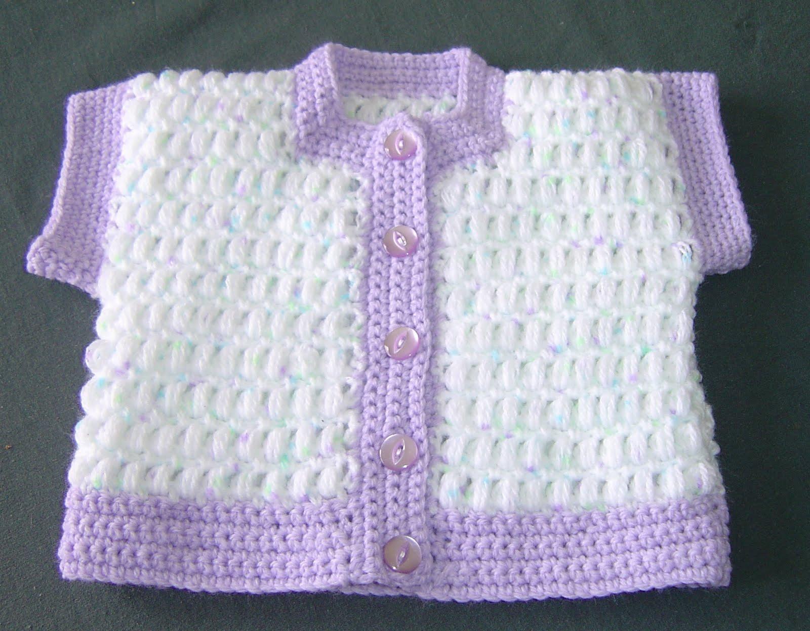 Crochet Baby Waistcoat Pattern : Enthusiastic crochetoholic: Crochet Baby Waistcoat